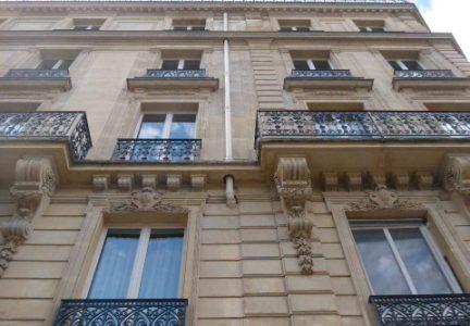 façade rénovée